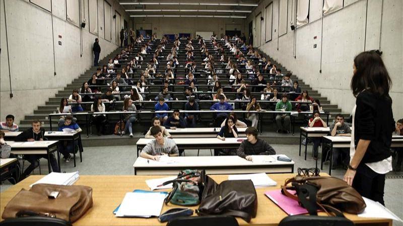 El Ministerio recomienda que los estudiantes roten para acudir a la universidad