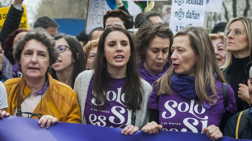 La jueza Rodríguez-Medel finalmente archiva la causa contra el Gobierno por el 8-M