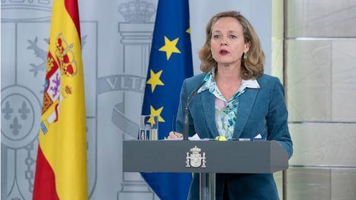 Calviño no saldrá de la Moncloa si prospera su candidatura europea