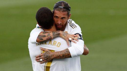 El Madrid empieza con buen pie ante el Eibar pero sólo rinde 45 minutos (3-1)