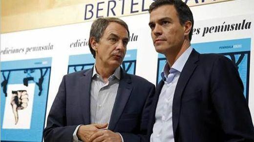 Nuevo choque entre los ex presidentes socialistas Zapatero y González a cuenta del gobierno de coalición