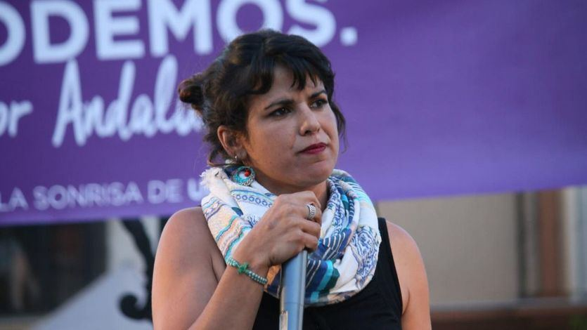 La polémica de Teresa Rodríguez y la retirada de estatuas de Cristóbal Colón