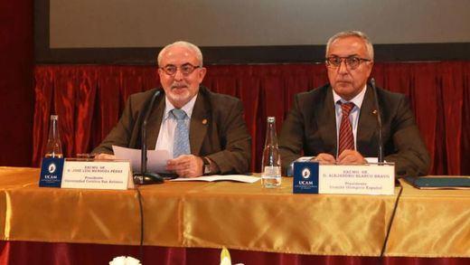 El presidente de la Universidad Católica de Murcia llama