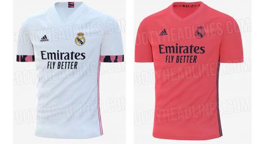 Confirmado: la camiseta del Real Madrid para la temporada 2020-21 volverá al rosa