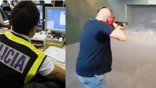 Detienen al autor de los disparos a fotos de miembros del Gobierno en Málaga