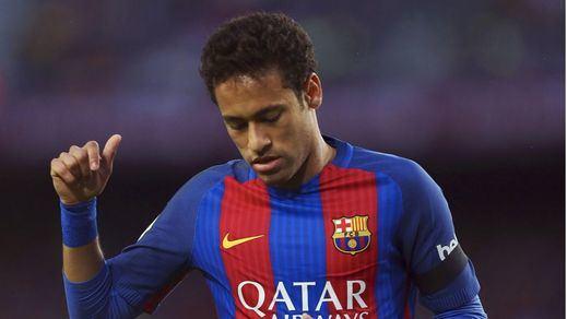 Neymar pierde el juicio y tendrá que devolver 6,7 millones al Barça