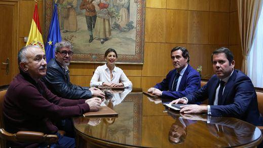 Nuevo intento del Gobierno y los agentes sociales para prorrogar los ERTE