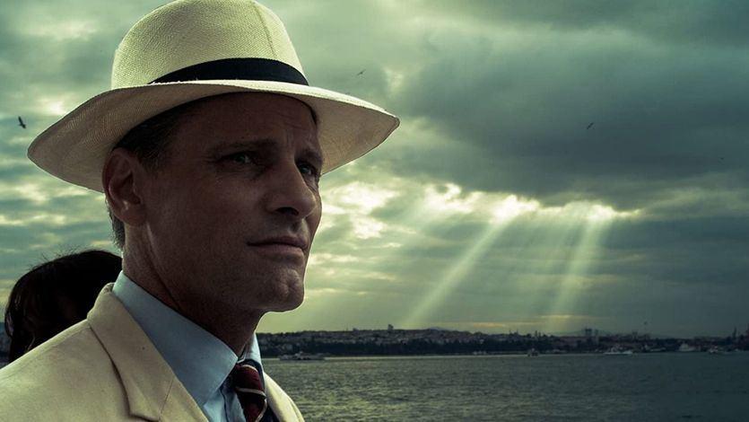 Viggo Mortensen en la película 'Las dos caras de enero'