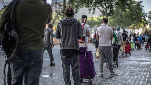 La crisis del coronavirus podría dejar a unas 700.000 personas más en situación de pobreza en España