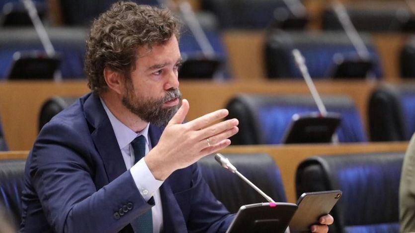 Vox se retira de la Comisión para la Reconstrucción tras la crisis del coronavirus: 'No podemos participar'