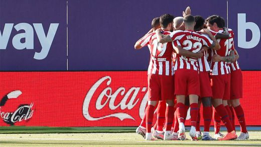 El Atleti continúa en modo 'binario': otro 0-1 para seguir en Champions tras vencer al Levante