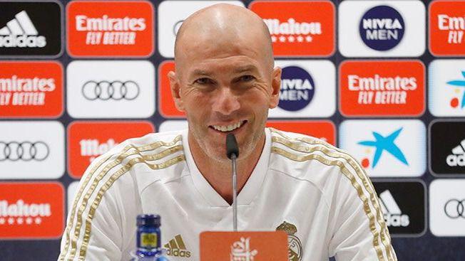 Zidane pasa de la polémica de los horarios: 'No me voy a meter en nada'