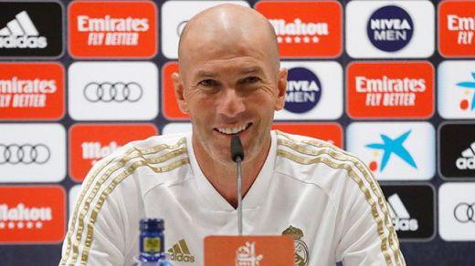 Zidane pasa de la polémica de los horarios: