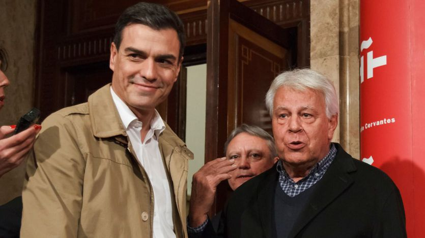 Sánchez protege a Felipe González de las acusaciones de los GAL