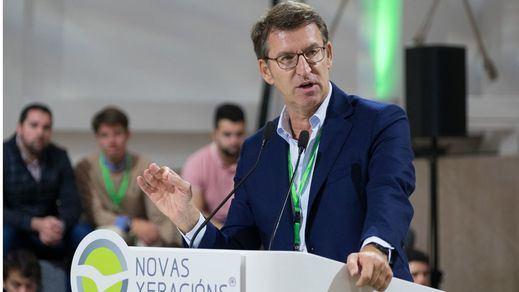 Feijóo renovará sin problemas su mayoría absoluta según el CIS, con Vox fuera del Parlamento gallego