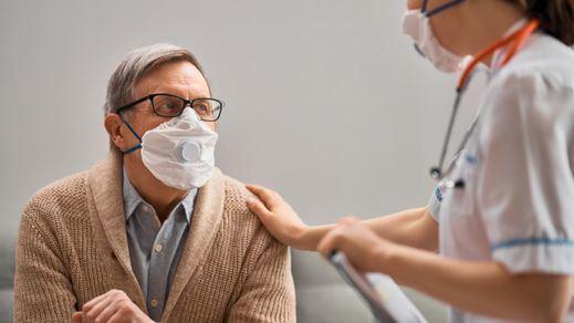 El Hospital Gregorio Marañón detecta hasta un 70% de seroprevalencia en los ancianos de 13 residencias