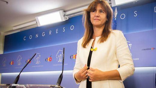 Borràs será juzgada en el Supremo: sólo su partido, PNV y ERC le echaron una mano en el suplicatorio