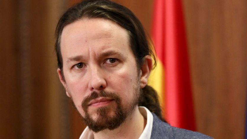 Pablo Iglesias, protagonista de la actualidad del día por la filtración de un chat interno de Podemos