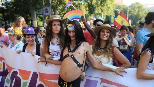 Orgullo LGTBI: Podemos se compromete a elaborar una Ley Integral Trans