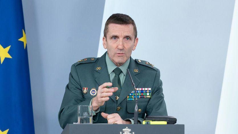 Marlaska asciende a José Manuel Santiago a Jefe del Estado Mayor de la Guardia Civil