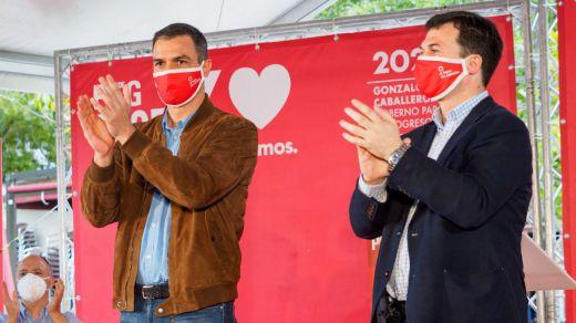 Sánchez regresa al ruedo político tras 3 meses de crisis sanitaria: