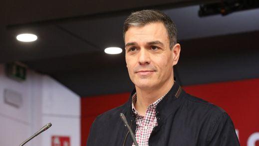 Sánchez reafirma sus alianzas: