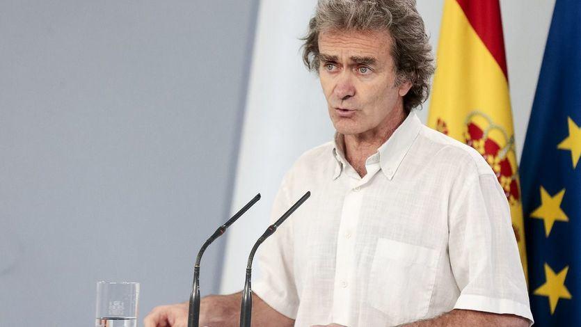 Simón cree que hay que discutir el estudio que halló coronavirus en aguas de 2019