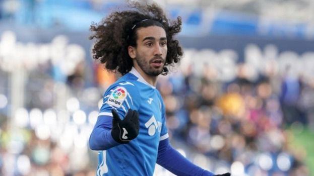 El Getafe se hace con los derechos de Cucurella, cedido por el Barça