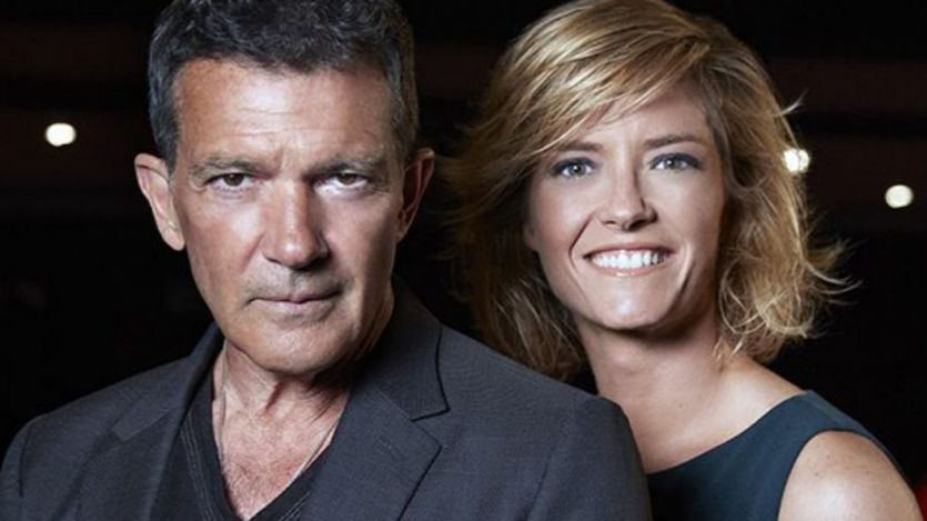 Antonio Banderas y María Casado presentarán la próxima gala de los Goya