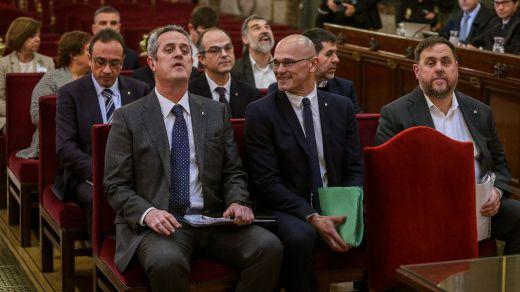 Los presos independentistas catalanes tendrán el tercer grado si la Fiscalía y el Supremo no lo impiden