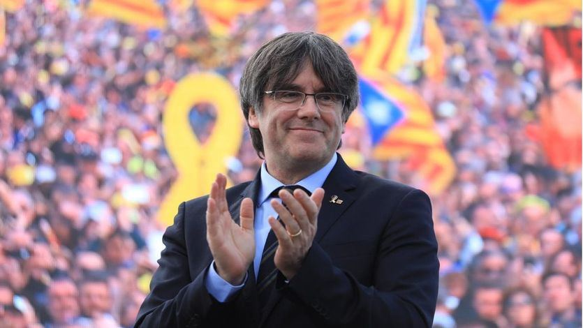 Puigdemont crea un nuevo partido de cara a las elecciones catalanas desligado del PDeCAT