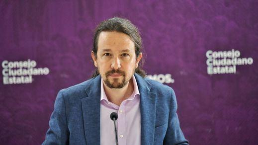 Pablo Iglesias contradice a PSOE e IU: 'No es viable un acuerdo de presupuestos con Ciudadanos'