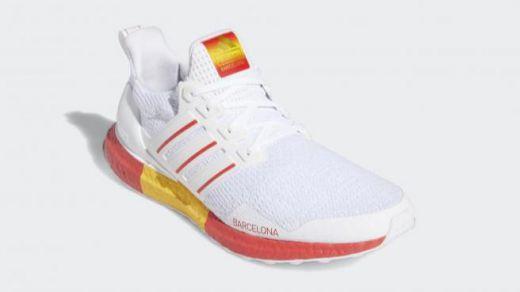 'Adidas Barcelona', las zapatillas de las que todo el mundo habla