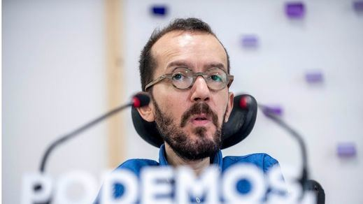 Echenique arremete contra Vicente Vallés por sus 'dardos' a Iglesias