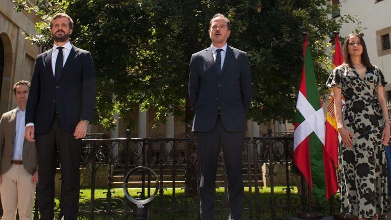 Casado y Arrimadas consolidan la alianza PP-Ciudadanos, en entredicho en algunas regiones