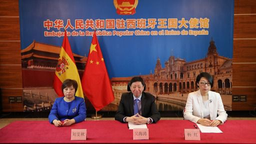 El régimen chino niega que España pueda ser el foco original del coronavirus