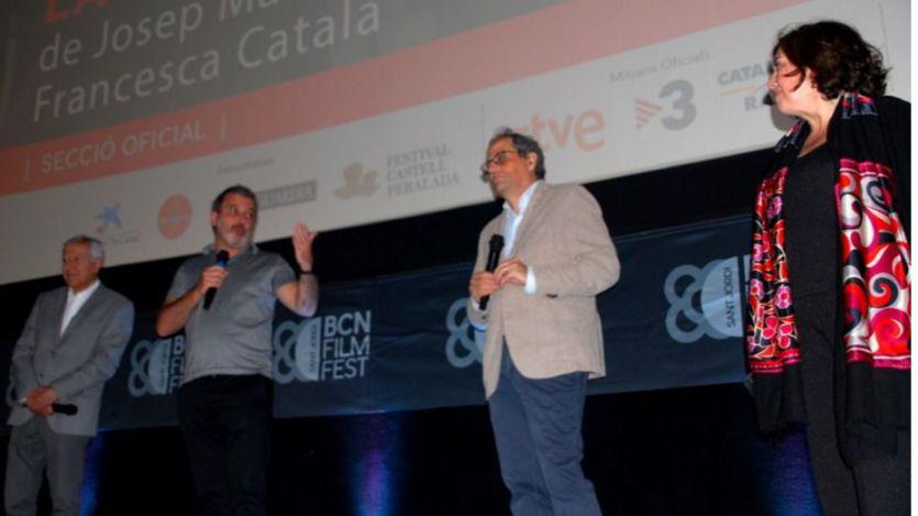 El BCN Film Fest se celebró en Barcelona con gran afluencia de público