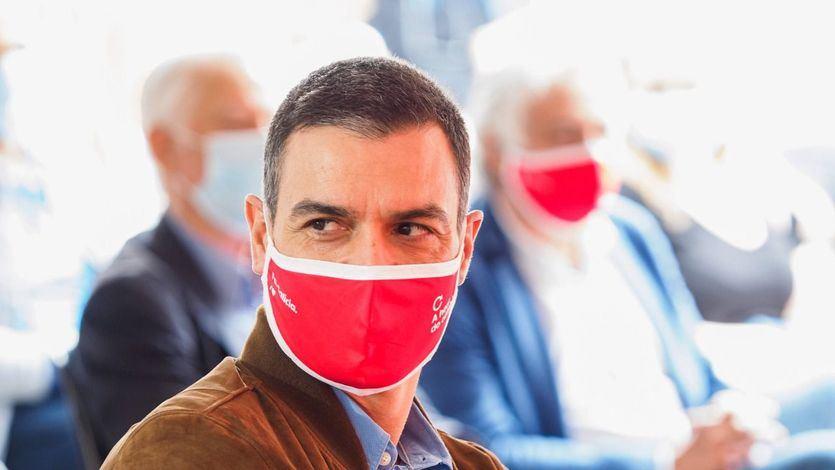 Sánchez rechaza valorar las críticas de Iglesias a periodistas por el 'caso Dina'