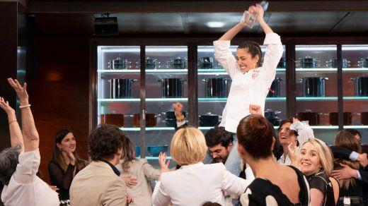 Ana gana 'MasterChef 8', la edición más difícil del concurso de cocina