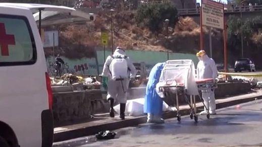 Coronavirus: en Bolivia, los cadáveres abandonados se amontonan en las calles