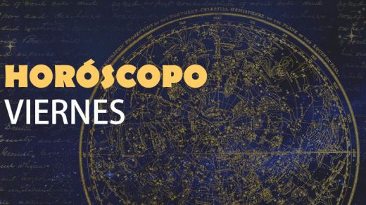 Horóscopo de hoy, viernes 10 de julio de 2020