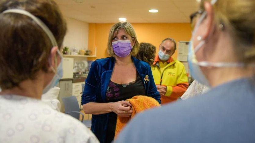 La mascarilla será obligatoria en Cataluña a partir de este jueves aunque se guarde la distancia interpersonal