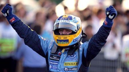 Fernando Alonso vuelve a Renault en su regreso a la Fórmula 1