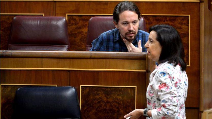 2 ministras se desmarcan de las palabras de Iglesias sobre las 'críticas e insultos'