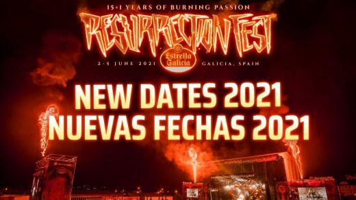El Resurrection Fest de 2021 traerá a Korn, System of a Down y Deftones
