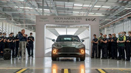 DBX de Aston Martin