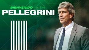 Ya es oficial: Pellegrini, entrenador del Betis para la próxima temporada