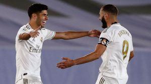 El Real Madrid, 8 de 8, sigue fuerte en el liderato y casi asegura la Liga ante el Alavés (2-0)
