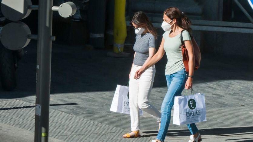 Aragón, Andalucía y La Rioja también decretarán el uso obligatorio de la mascarilla