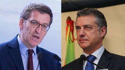 Los candidatos en Galicia y Euskadi votan apelando a la participación